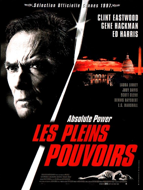 LES PLEINS POUVOIRS - BOX OFFICE CLINT EASTWOOD 1997