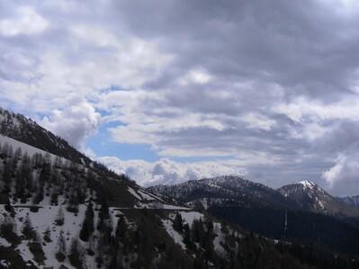 photos randonnée en montagne