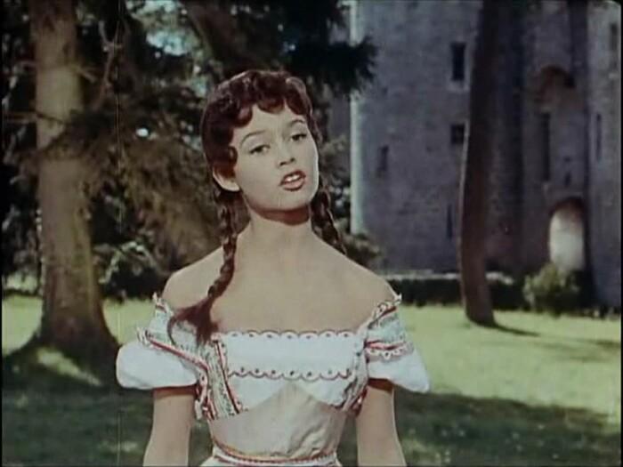 BRIGITTE BARDOT - LE FILS DE CAROLINE CHERIE-1955