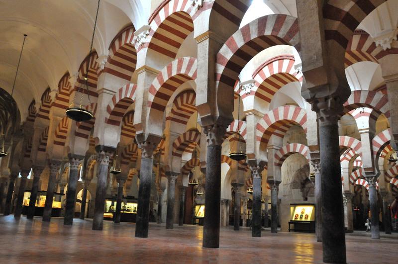 Cordoue, la mosquée