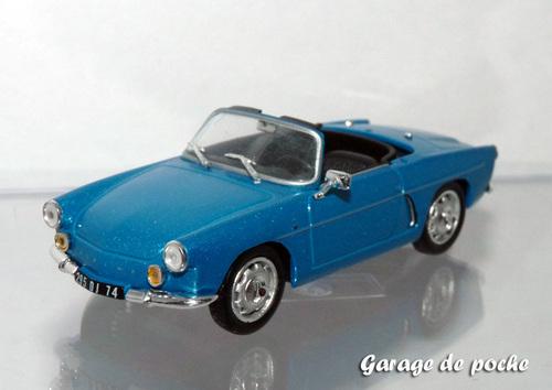 Alpine A108 Cabriolet 1960