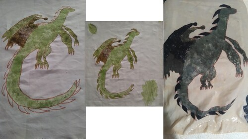 Dragon # 1