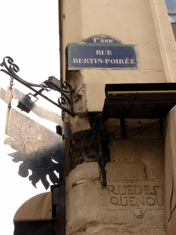 Rue Bertin-Poirée