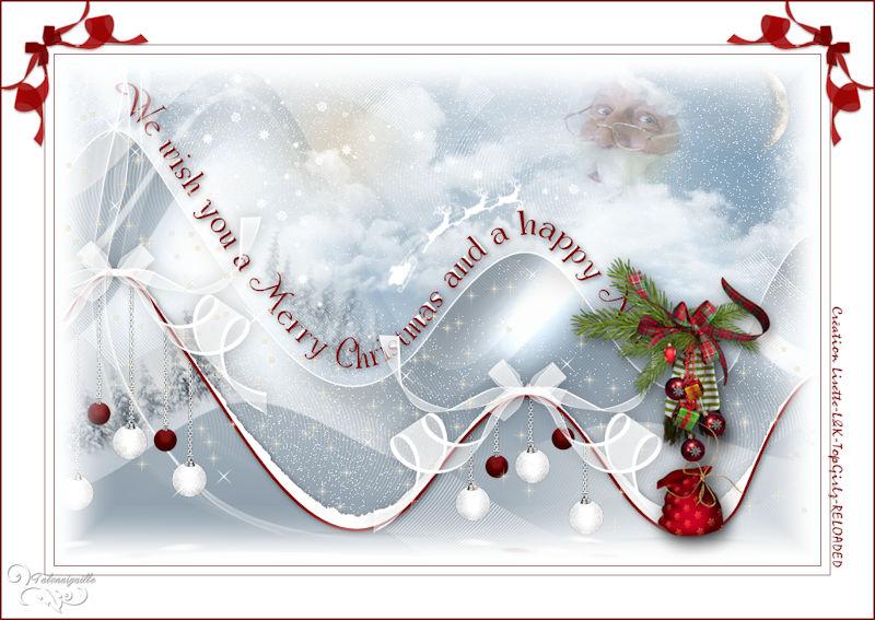 *** Kerst 2016 - L&K - TopGirlz-RELOADED ***
