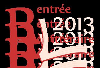 Bibliolingus rentrée littéraire 2013