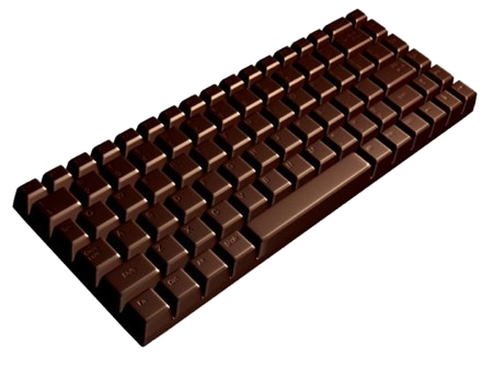 Tubes chocolat(s).
