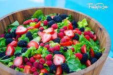fullyraw salad