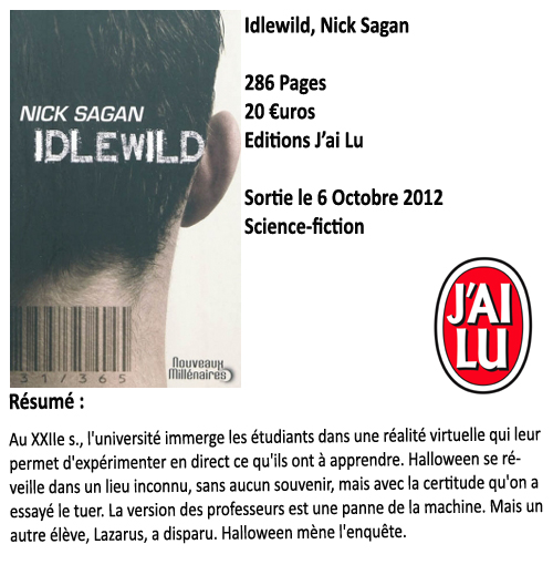 Idlewild, Nick Sagan