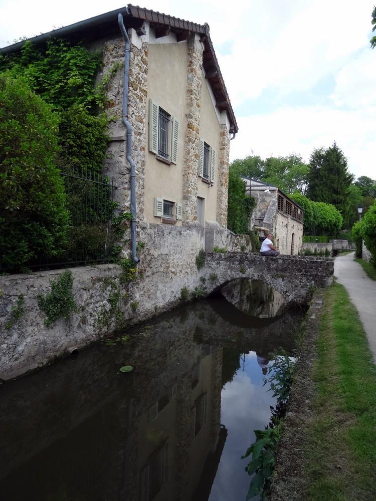 Pont sur l'Yvette