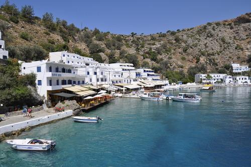 Voyage en Crète (les gorges de Samaria)