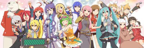 Au japon il y a Vocaloid !
