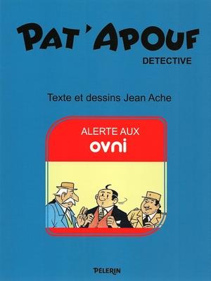 Pat'Apouf par Jean Ache, les albums