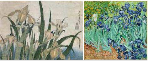 Van Gogh - Hiroshige, aller - retour