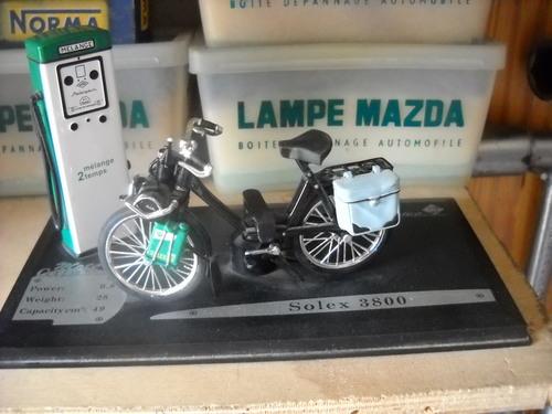 Les VéloSolex en miniature