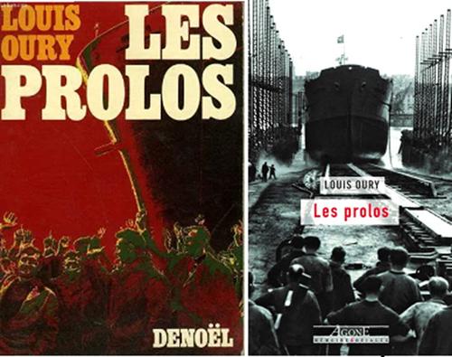Louis Oury, Les prolos, Denoël, 1973