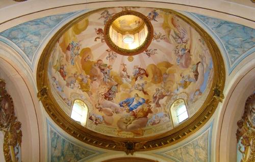 Sanctuaire de Notre-Dame-De-La-Vie en Haute-Savoie ( 74 )