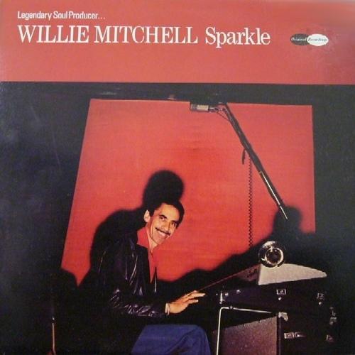 """1981 : Willie Mitchell : Album """"  Willie...Mitchell...Listen...Dance """" Bearsville Records BRK 3520 [ US ]"""