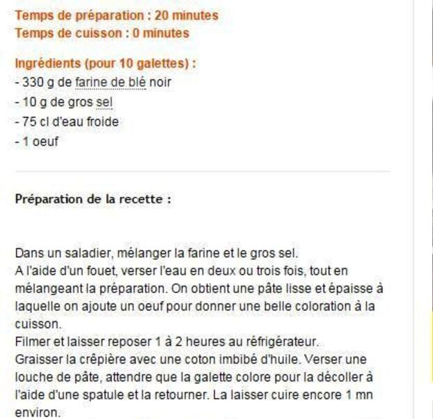 """   VIVE  LA CHANDELEUR où  ""CHANDELEUSE """