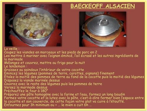 BAECKEOFF ALSACIEN
