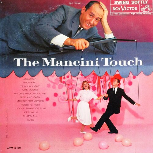 MANCINI, Henry - Theme from a Summer Place  (Orchestre Pop)