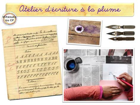 """Résultat de recherche d'images pour """"bisous écriture plume"""""""