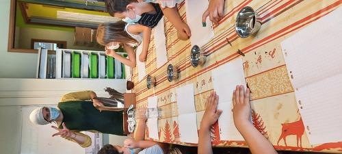 Nos ateliers sur le Moyen Age