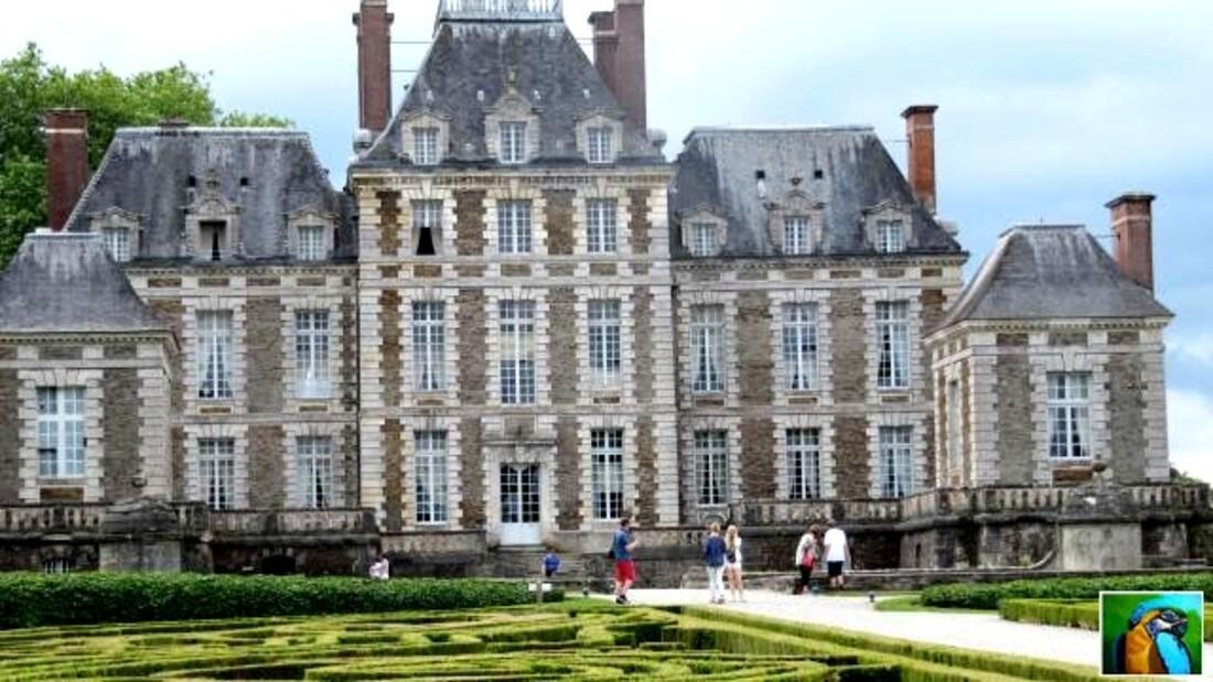 NORNADIE mai 2017 : Le Château de BALLEROY