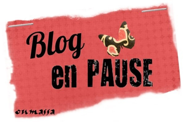 blog in pause