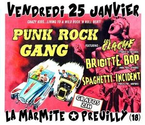 Concert Brigitte Bop, Spaghetti Incident