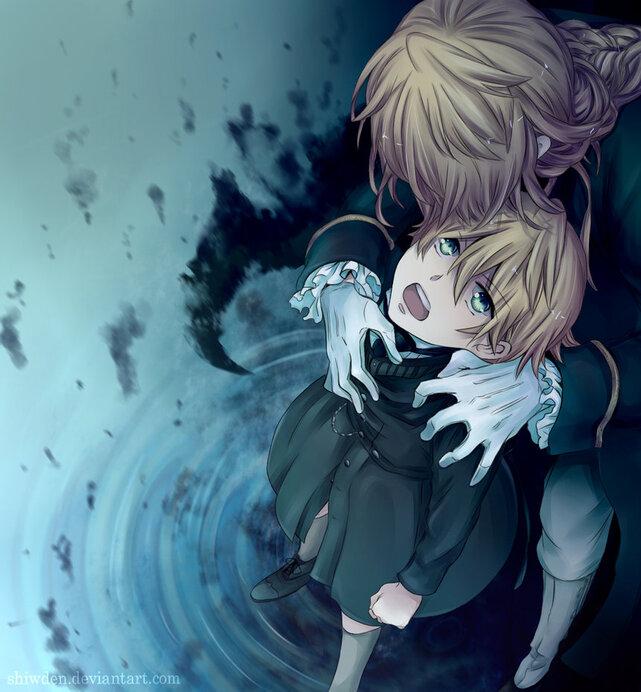 Magnifique image Pandora Hearts