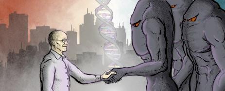 La Genèse revisitée par des scientifiques