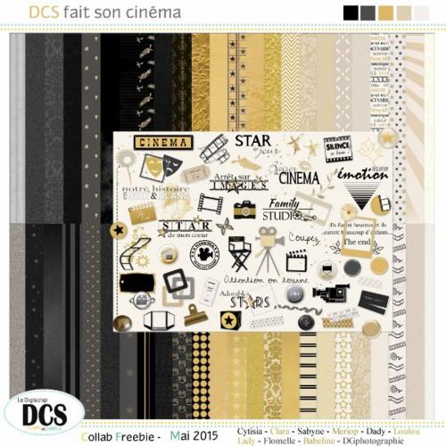 DCS fait son cinéma