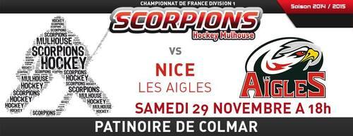 Mulhouse - Nice