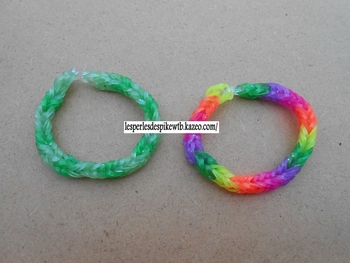 Loom - Bracelet Fishtail (2)