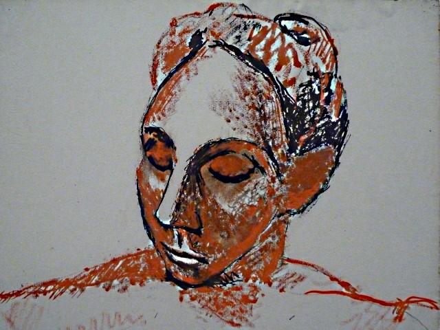 Metz CPM la Dame rouge de Picasso 3 mp13 2010