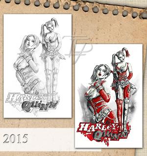 Dessins 2015