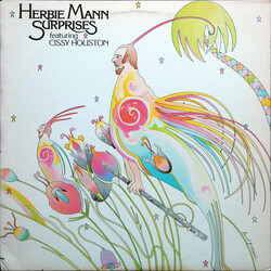 Herbie Mann Feat. Cissy Houston - Surprises - Complete LP