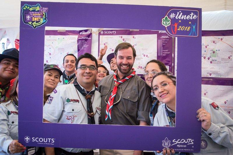 Baden Powell Fellows
