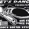 "Flyer party  ""let's dance""..."