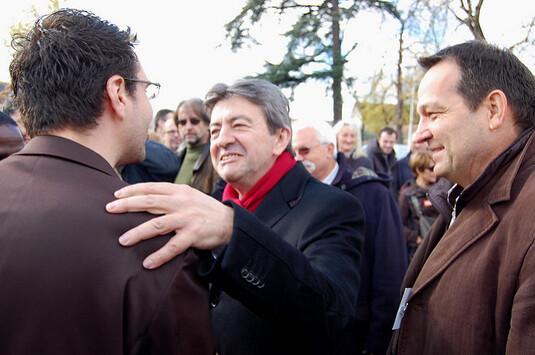 """""""Des paroles et des actes"""" avec Jean-Luc Mélenchon"""