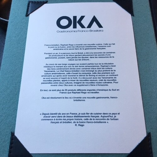 OKA - Le Retour du Jedi Raphael Rego
