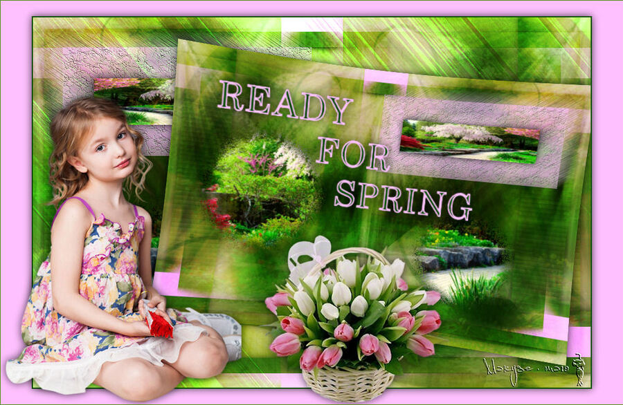 Ready for Spring