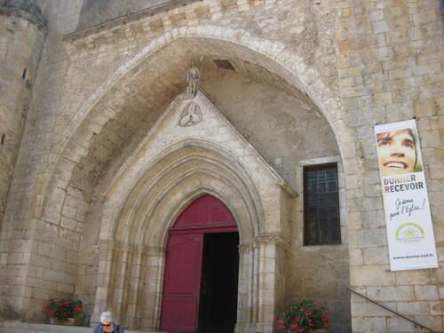 Mercredi 19 août : Caylus, Monteils, Bruniquel