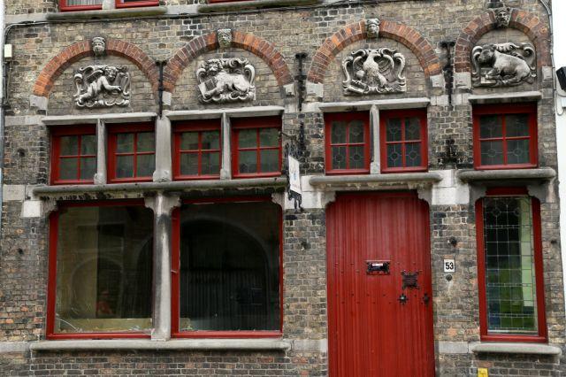 Bruges, le temps des soldes.