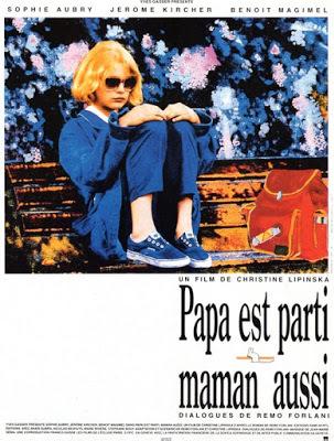 Papa est parti, maman aussi. 1989.