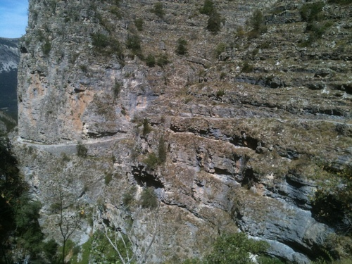 Les Gorges de Saint Pierre
