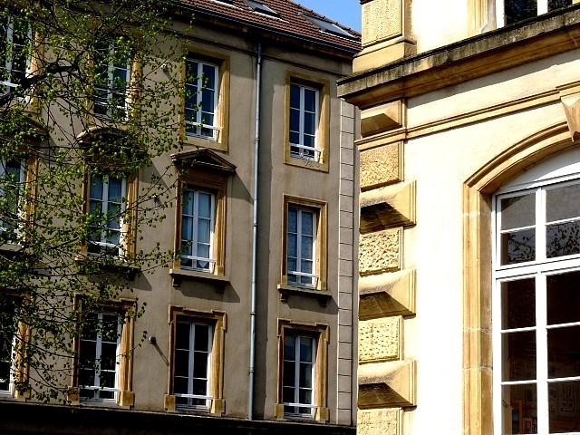 L'école Saint-Eucaire à Metz 13 Marc de Metz 2012