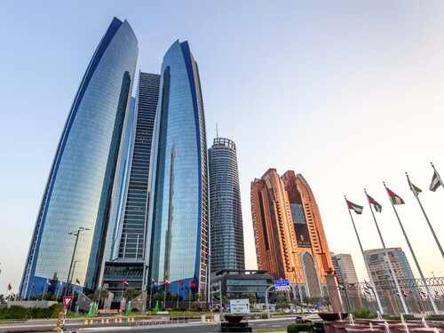 Abu dhabi : The city of Exceptional Briliance