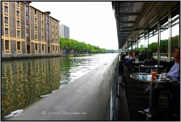 1 Café Canal de l'Ourcq 5