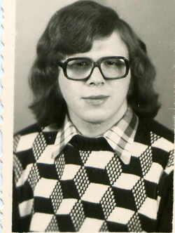 Un Jeune Chanteur 1975